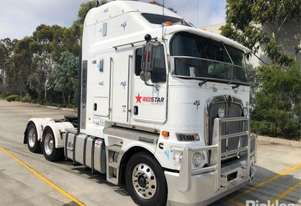Kenworth 2014   K200 King Cab