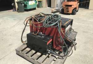 Lincoln Electric Welder Lincon Mig