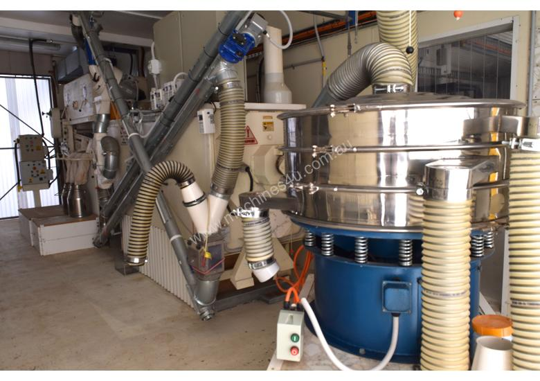 Used Brewery Grain Mill