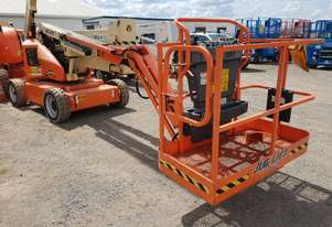 Jlg 45ft   electric boom lift