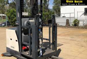 2011 Crown SP3400 Stock Picker Forklift.  MS497A