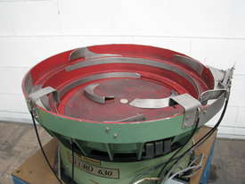 Large Vibrating Vibratory Bowl Feeder - RR Fisher - picture0' - Click to enlarge