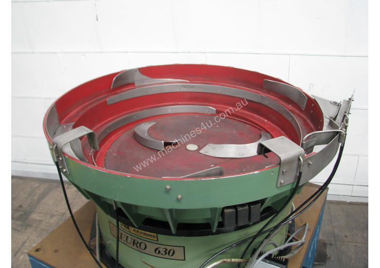 Large Vibrating Vibratory Bowl Feeder - RR Fisher