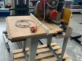 Used Radial arm saw omga RN450 300mm Blade - picture0' - Click to enlarge