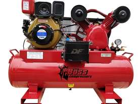 BOSS 25CFM/ 6HP Diesel Air Compressor 112L Tank  - picture0' - Click to enlarge