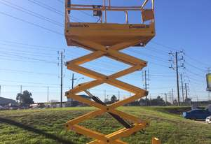 Haulotte Scissor Lift, Used