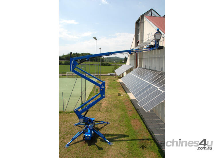 CTE TRACCESS 170 - 17m Spider Lift - Priced from $311 per week