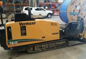 Vermeer D9 x 13 Series 2 Horizontal Directional Drill