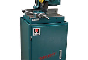 Brobo Waldown Cold Saws S400BS c/w Stand Precision Metal Cutting 240V & 415 Volt Australian Made Qua