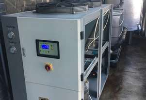 30kw Industrial Air Cooled Water Chiller