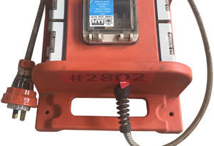 Powersafe Compact Highly Durable Portable Power Distribution Board RB4-15