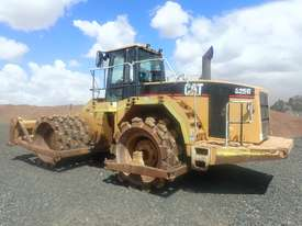 1997 Caterpillar 825G Compactor - picture0' - Click to enlarge