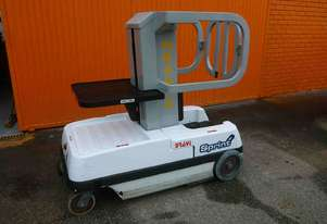 BRAVI SPRINT (TOYOTA) STOCK PICKER EWP.  BUILT IN CHARGER.