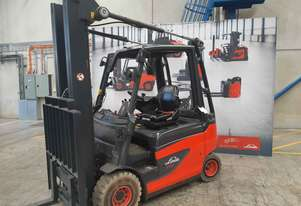 Used Forklift:  E30/600H Genuine Preowned Linde 3t
