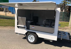 Food Trailer King CLUB SPECIAL trailer from just $16900 + GST