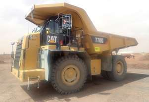 Caterpillar 770G Rigid Dump Truck