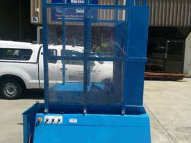 20 Pallet Pallet dispenser - picture0' - Click to enlarge