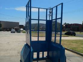 20 Pallet Pallet dispenser - picture2' - Click to enlarge