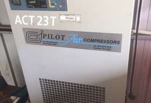 Refrigerated Compressed Air Dryer Pilot ACT 23T 88CFM and Pre /After filters and bypass