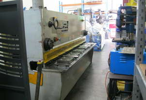 CMT 3200mm x 6mm Variable Rake Hydraulic Guillotine