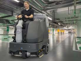 Nilfisk SC6500 1300C L16 Large Ride On Battery Scrubber Dryer - picture2' - Click to enlarge