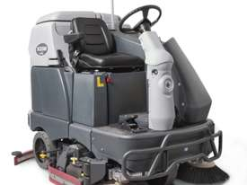 Nilfisk SC6500 1300C L16 Large Ride On Battery Scrubber Dryer - picture0' - Click to enlarge