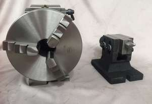 Semi Universal Dividing Head BS-1, Comes With 6