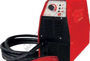 SITE CUT 25 Inverter Plasma Cutter - with Built-in Air Compressor 25 Amps - 10mm Steel Capacity, P-T