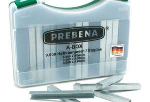 Prebena A-BOX Staples galvanized
