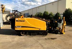 Vermeer D24x40 S2 2006 Directional Drill