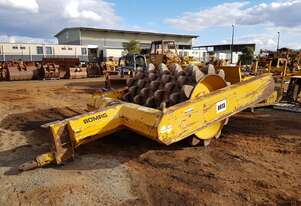 1985 Bomag BW10 Tow Behind Vibrating Padfoot Roller *CONDITIONS APPLY*