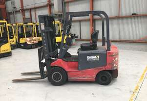 2.5T Battery Electric 4 Wheel Forklift