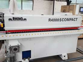 USED RHINO R4000S COMPACT HOT MELT EDGEBANDER *AVAIL NOW* - picture0' - Click to enlarge