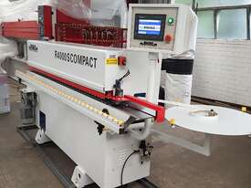 USED RHINO R4000S COMPACT HOT MELT EDGEBANDER *AVAIL NOW* - picture1' - Click to enlarge