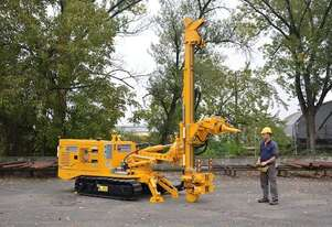 NEW Massenza MM4 Drill Rig - Ex Italy