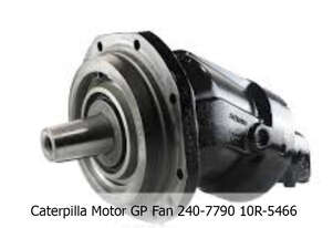 Caterpillar Motor GP Fan 240-7790 10R-5466 Truck 793 794 796 797 798 Loader 994K