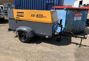 Atlas Copco XAS300 Portable Air Compressor
