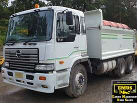 2003 Hino Tipper FS Tipper Truck, very tidy, E.M.U.S TS534.1 - picture0' - Click to enlarge