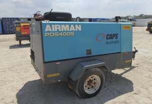 Airman   PDS400 Air Compessor