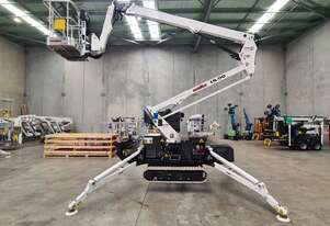 Platform Basket - 1890 LBP - 18 m Crawler Mounted Spider Lift
