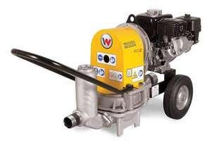 New Wacker Neuson Diaphragm Pump PDI2A 2