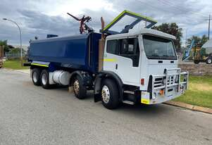 Water Truck Iveco Acco 2350G 8x4 Auto SN1025 1CNF465
