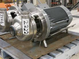 Apv Pump Series V IN 100mm Dia OUT 75mm Dia. - picture0' - Click to enlarge
