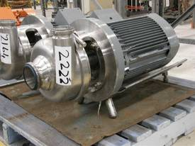 Apv Pump Series V IN 100mm Dia OUT 75mm Dia. - picture1' - Click to enlarge