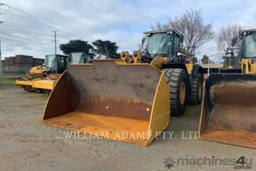 CATERPILLAR 982M Wheel Loaders integrated Toolcarriers