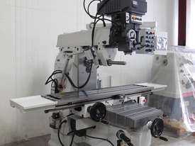 NT40 Milling Machine, (X/Y/Z), 1120/820/440mm - picture0' - Click to enlarge