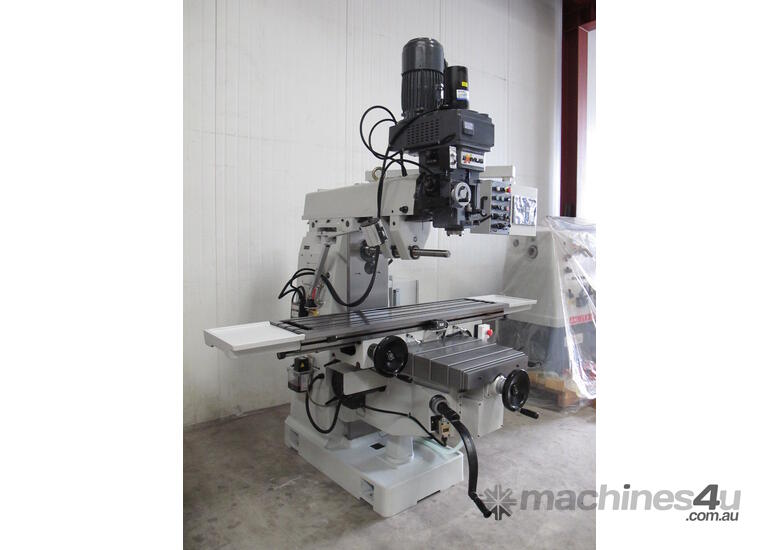NT40 Milling Machine, (X/Y/Z), 1120/820/440mm