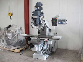 NT40 Milling Machine, (X/Y/Z), 1120/820/440mm - picture2' - Click to enlarge