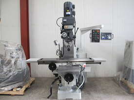 NT40 Milling Machine, (X/Y/Z), 1120/820/440mm - picture3' - Click to enlarge
