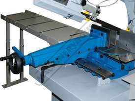 EB-330DSC Swivel Head-Dual Mitre Metal Cutting Band Saw with Conveyor System 295 x 230mm (W x H) Rec - picture11' - Click to enlarge